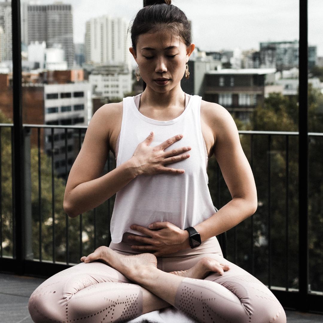 Six ways of breathing correctly