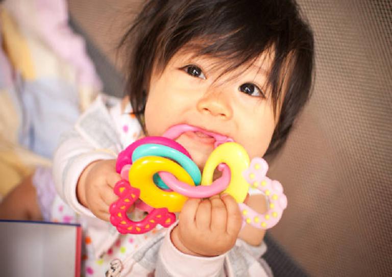 Baby teething-concerns